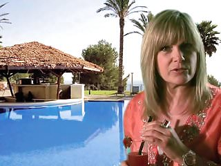 Blondes British Celebrities video: penny smith's summer holiday