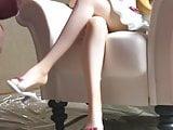 Shinobu Oshino sofa figure - figure bukkake  miss the target