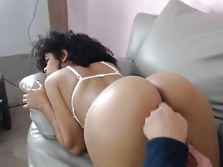 I cum inside my mature latina slut