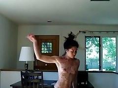 strange stripper music