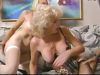 vid: Kathy and Diana, Old and Anal