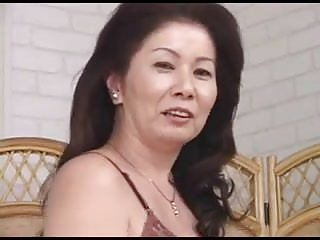 Sex mature japanese housewife