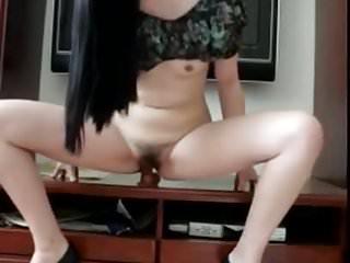 中國女孩手淫