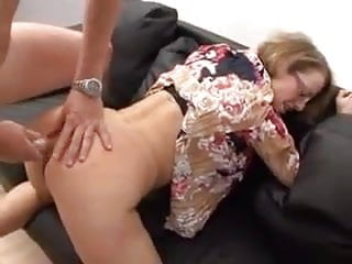 Facial video: german mature
