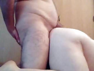 Chubby gets fucked bare for the first Time recorded