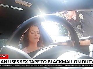 Teen Blowjob Pornstar video: FCK News - Tattooed Teen Makes Sex Tape With Cop