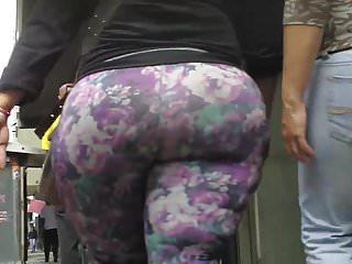 Bbw Big Ass Mega video: Streetlatinass: Mega booty BBW