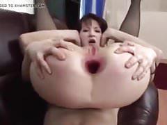 lina gape analna
