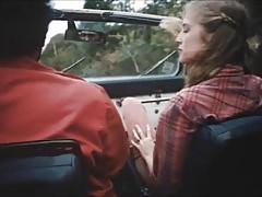 Auto-stoppeur vintage pervers