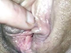 Palenie mojej żony na orgazmie