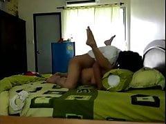 Coppia teenager thailandese casalinga EP.5