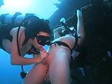 Scuba Blowjob on the Wreck