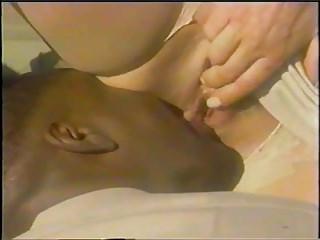 Cumshots Matures Interracial video: RARE Marilyn Chambers Interracial Scene