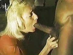 Wife Satisfies Huge Black Cock
