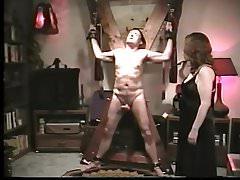 Domina Hahn Bestrafung