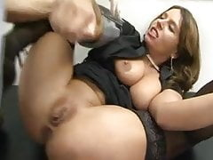 Euro MILF Sexy Susi Gets Fixed at the OB Doctors Office