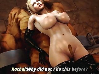 video: Rachel sex with monster