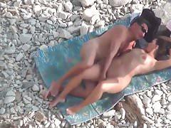 Plaża - uprawianie seksu na plaży 11