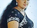 Spit Plus Hot Cum Tribute to Kavya Madhavan Thevdiya