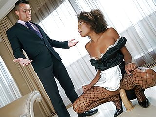 TeamSkeet - Hot Latina Boned By Her Boss
