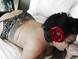 horny fat bbw whore riding stiff cock
