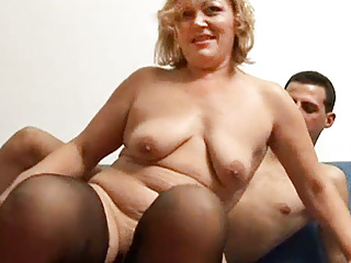 Amateur Oldyoung Grannies video: Granny Loves Old And Young Sex
