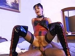 Agness Grimaldi is one hell of a dominatrix