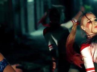 Sexy Harley Quinn's Dance