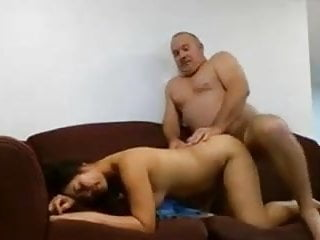 Blowjob Doggy Style video: Buddy Fucks His Wife For Me