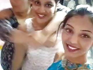 Slutty and beautiful girl doing selfies