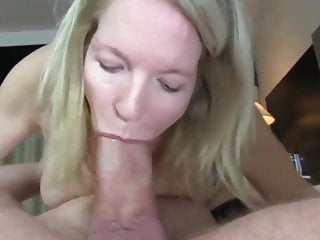 Blowjob Big Cock Mom video: Skinny Boy Couldn't Imagine He Will Fuck Amazing Mature MILF