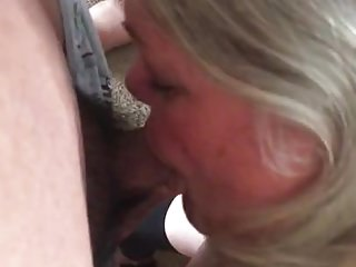 Matures Bbw Grannies video: Naughty Craigslist Grandma Sucks me off!!