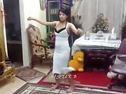 Hot Arab Girl Dancing 019