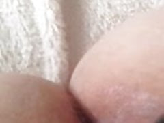 Soaking Wet Chubby Pussy Cums 5