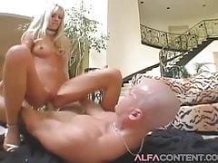 Blonde Sweetheart Gets Her Vag Destroyed