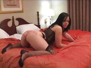 Young Wife ruined by big black bull