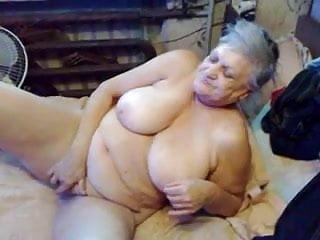Mature Webcam Granny video: Voronezh granny RUS recorded a promo video for young fuckers