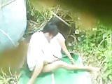 lungkondoi spycam young couple outdoor sex