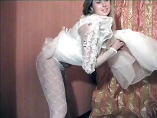 Facesitting Humiliation Rimjob video: Weddinng dress farts