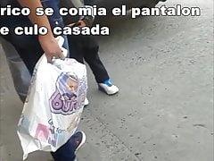 CRONICA 4 DE TOQUE NALGAS CASADA BUS (ESPOSO TEL)