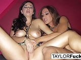 Capri And Taylor Sensual Fuck