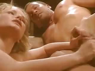 Gangbang Filmed Blonde Gangbang video: An erotically filmed gangbang with a blonde