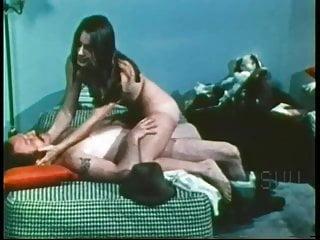 Hardcore Vintage Pornstar video: Vintage School Scandals (1970)