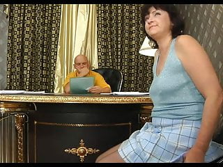 Matures Stockings Sex Toys video: Ass To Work