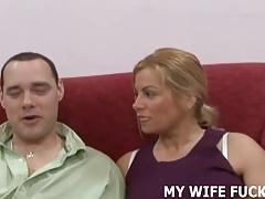 Voglio soddisfare la mia fantasia di moglie troia