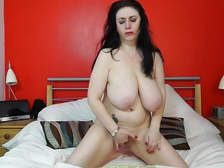 Big Tits Milf Mature video: Busty natural mature mom wants a good fuck