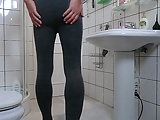Sizzling Video-New tights