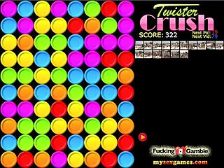 Twister My Sex Games video: Twister Crush