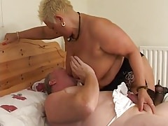 PornDevil13 .. Britische Oma Vol.9 Sue