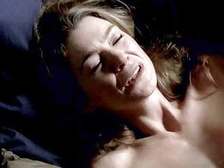 video: Ellen Pompeo Sex Scene in Greys Anatomy On ScandalPlanet.Com